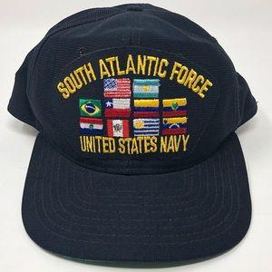 South Atlantic United States Navy Snapback